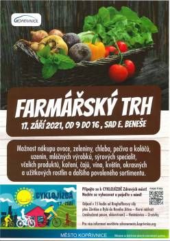 Farmářský trh - KOPIE