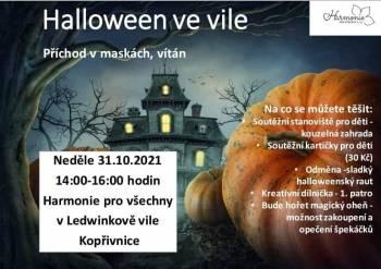 Halloween ve vile