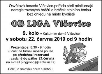 OB liga Vlčovice