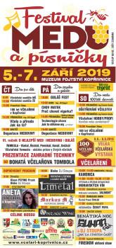 Festival medu a písničky