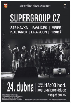 Supergroup CZ