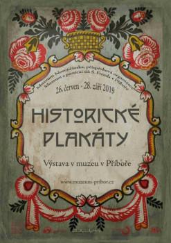 VÝSTAVA: Historické plakáty