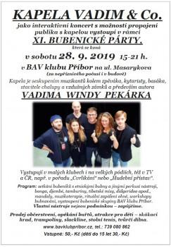 XI. bubenická párty