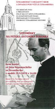 Vzpomínky na pátera Antonína Šuránka