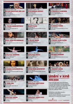 Umění v kině 2019/2020