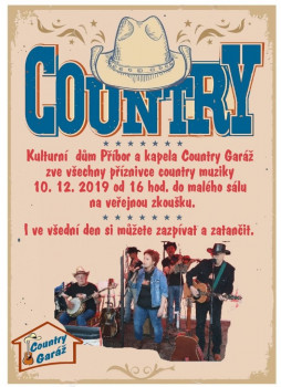 KONCERT: Country