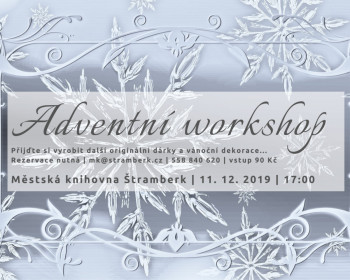 Adventní workshop