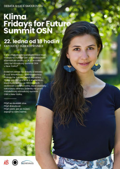 Klima, Fridays for Future a Summit OSN