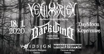 Venit Mortem, Darkwind, Voidsign   The Sekretz