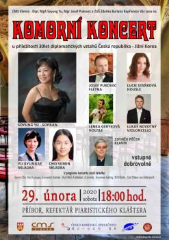 Komorní koncert