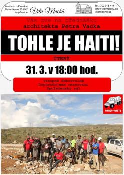 Tohle je Haiti