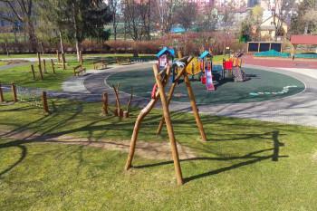 Zahrada MŠ, ul. Krátká
