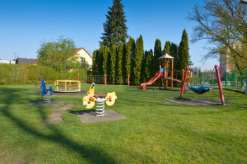 Dětské hřiště při ZŠ Milady Horákové