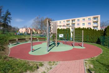 Dětské hřiště při ZŠ Emila Zátopka