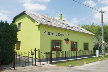 Pension U Čápa