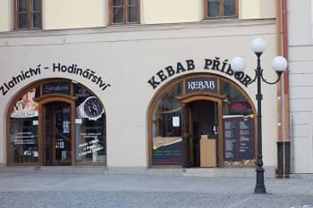 Kebab Příbor