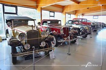 Auto moto muzeum Oldtimer