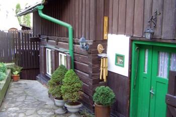 Chata Michaela Luňáčková
