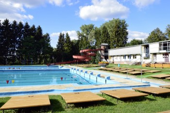 Outdoor swimming pool Kopřivnice