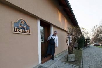 Restaurant und pension U námořníka