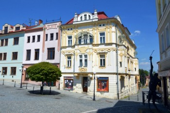 Restaurace Slavie