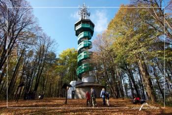 Wieża widokowa na Białej Górze
