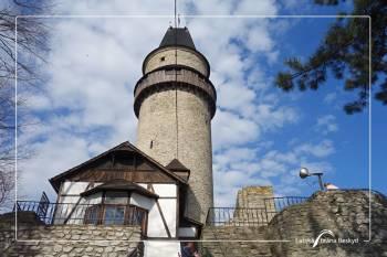 Zámecký vrch - Trúba