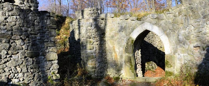 Wycieczki wookół zamku Šostýn