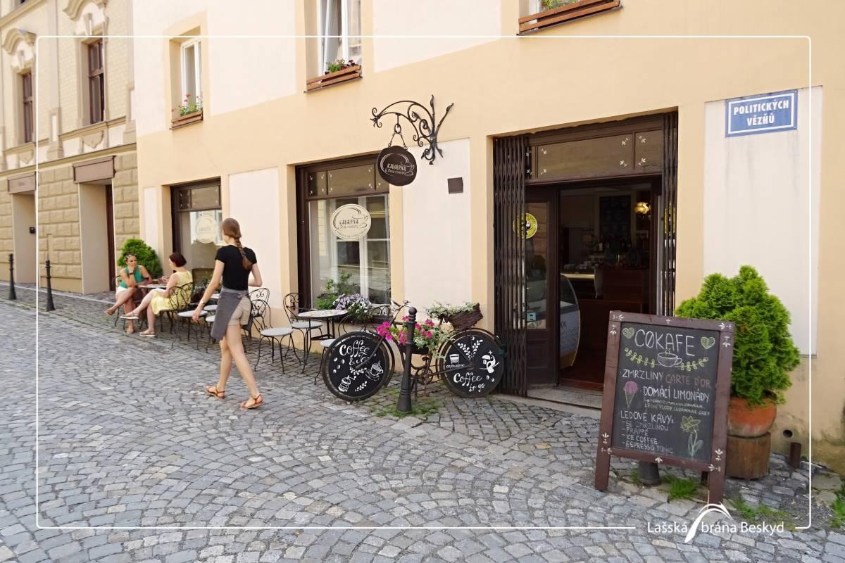 Kavárna U Dvou piaristů