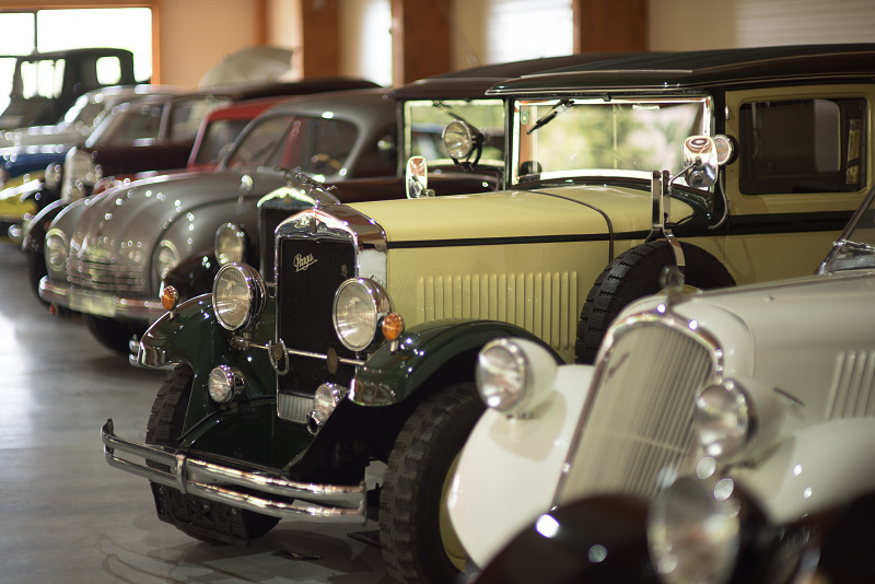 Auto Moto Oldtimer-Museum