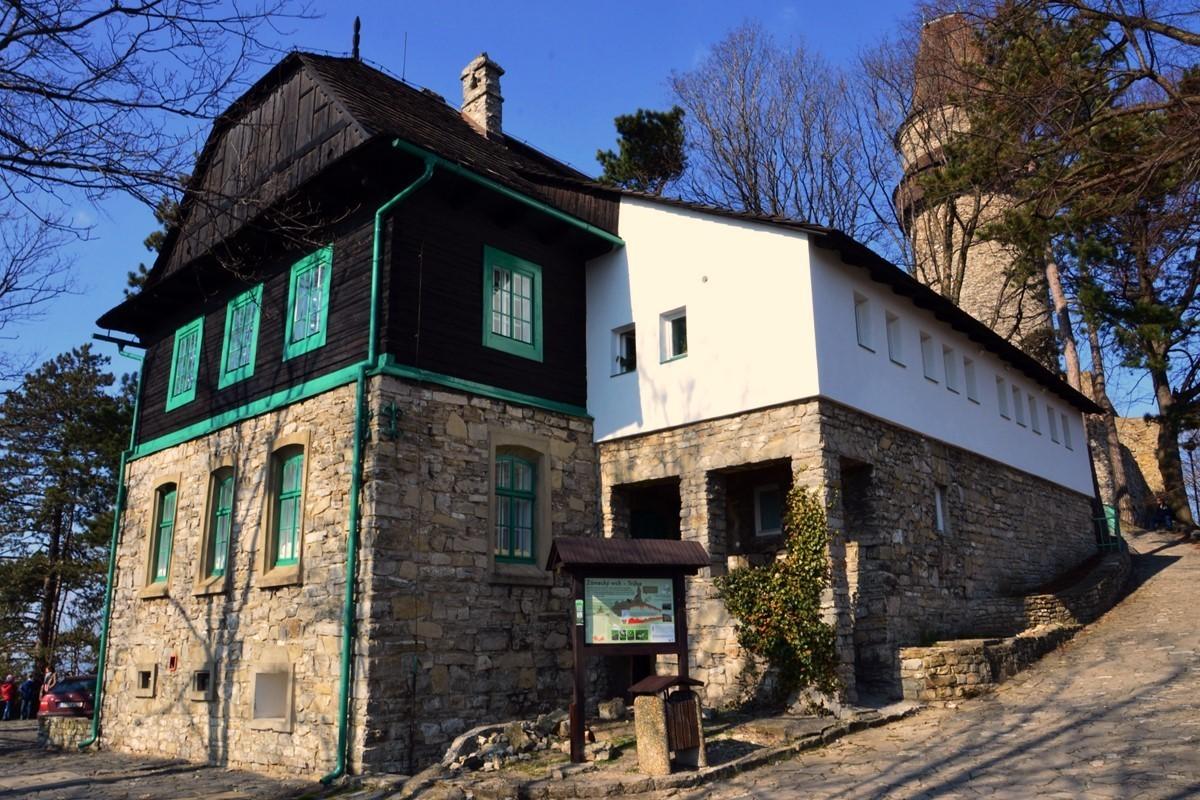 Chata MUDr. A. Hrstky