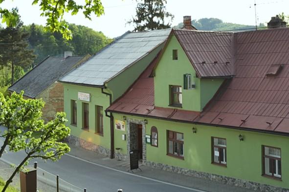 Hukvaldská restaurace Leoše Janáčka