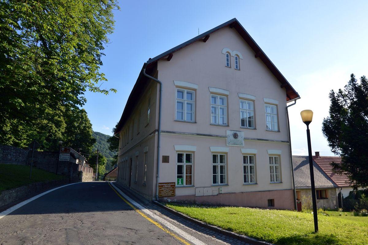 Information Center Hukvaldy
