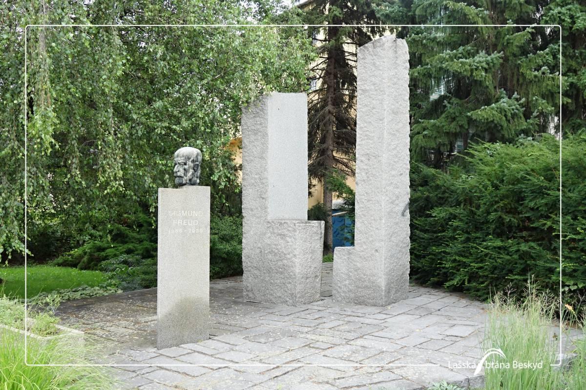 Pomnik Zygmunta Freuda