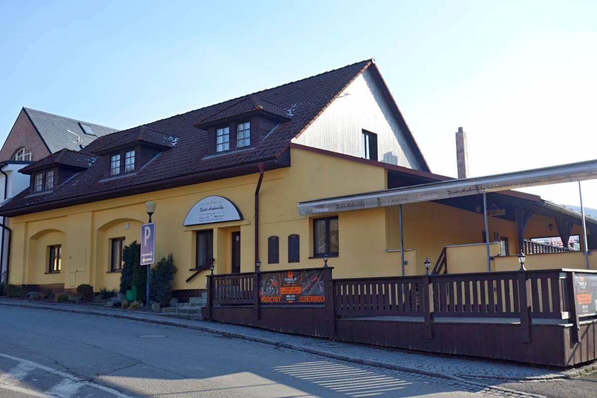 Pension und Restaurant Hukvaldský dvůr
