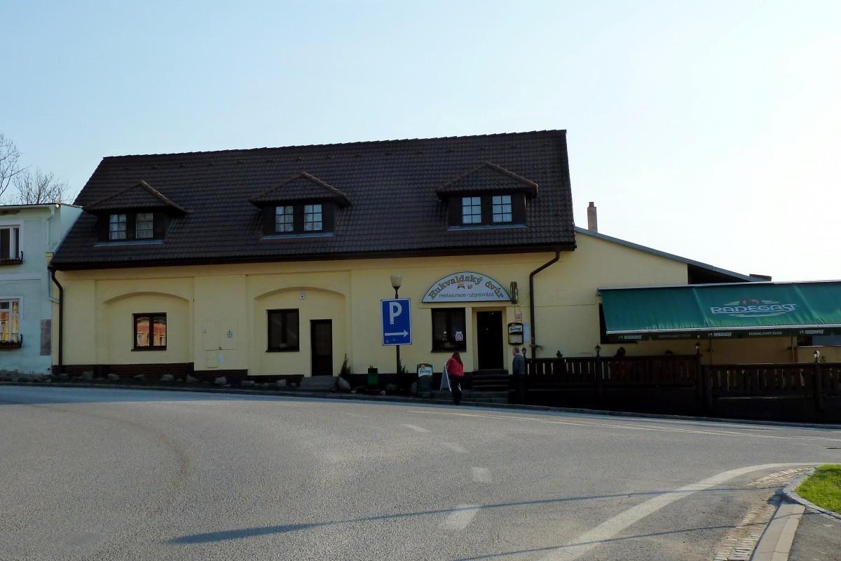 Pension und Restaurant Hukvaldský dvů