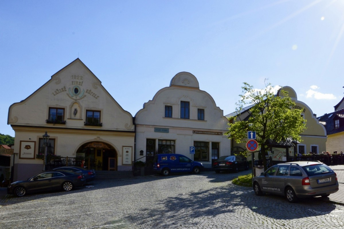 Pensjonat Jaroňkova pekárna