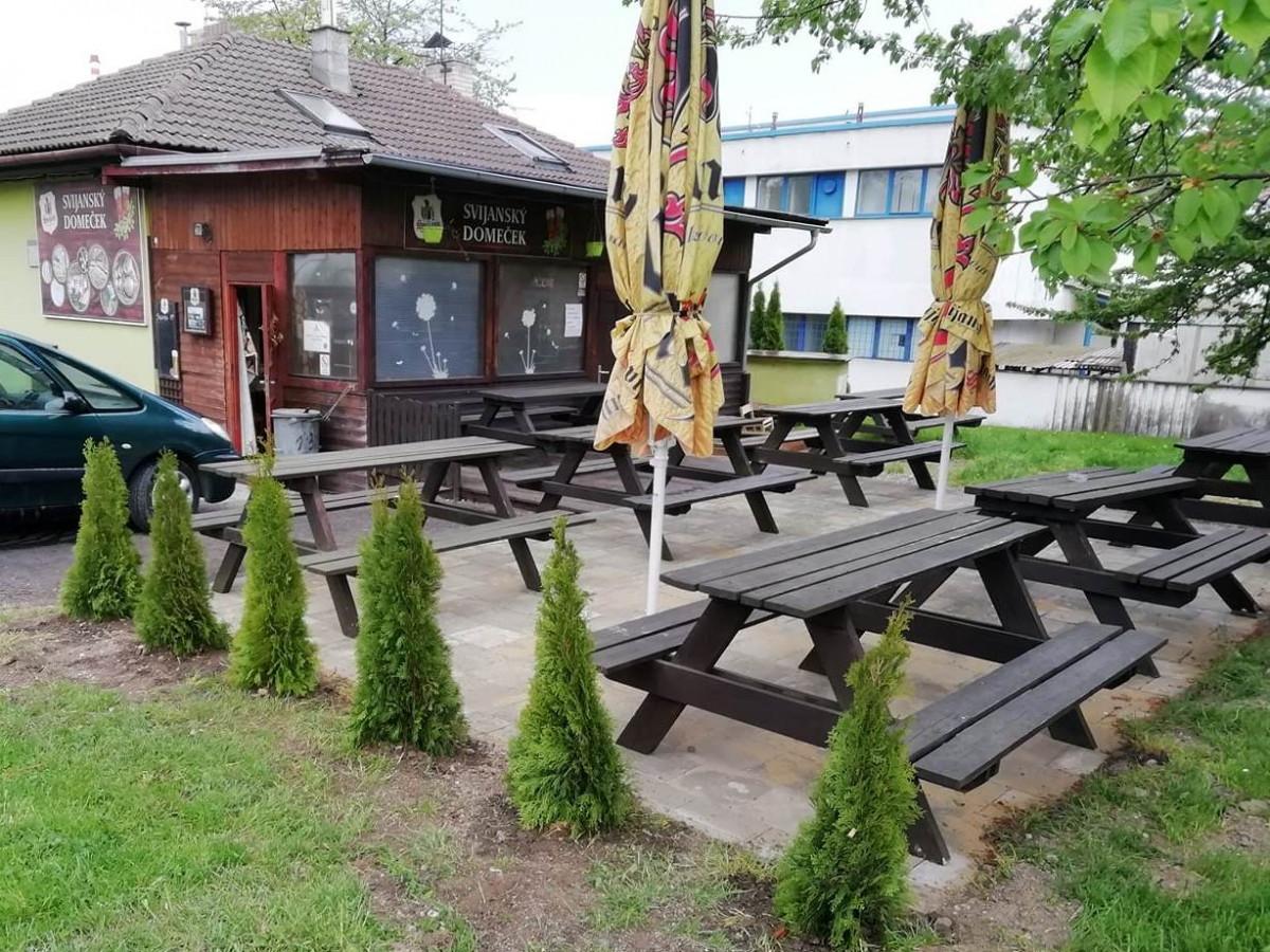 Restauracja Domeček