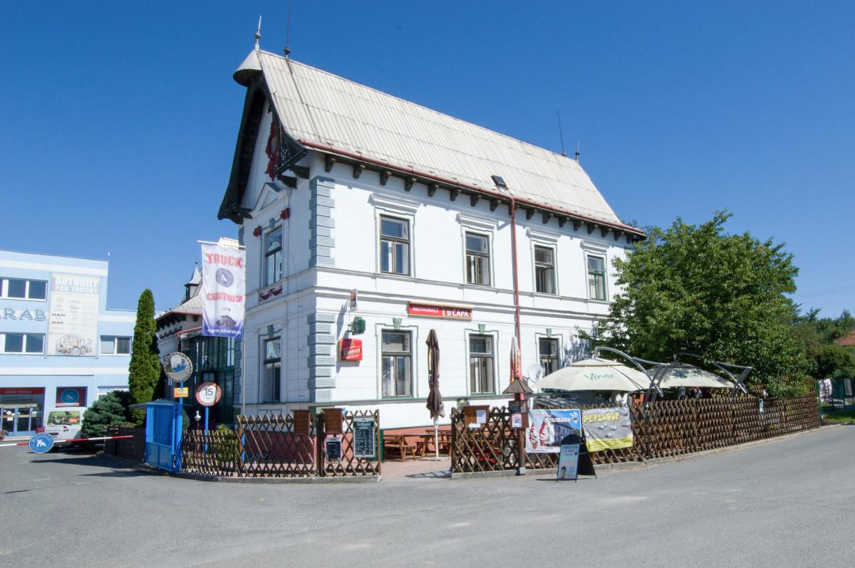 Restauracja U Čápa