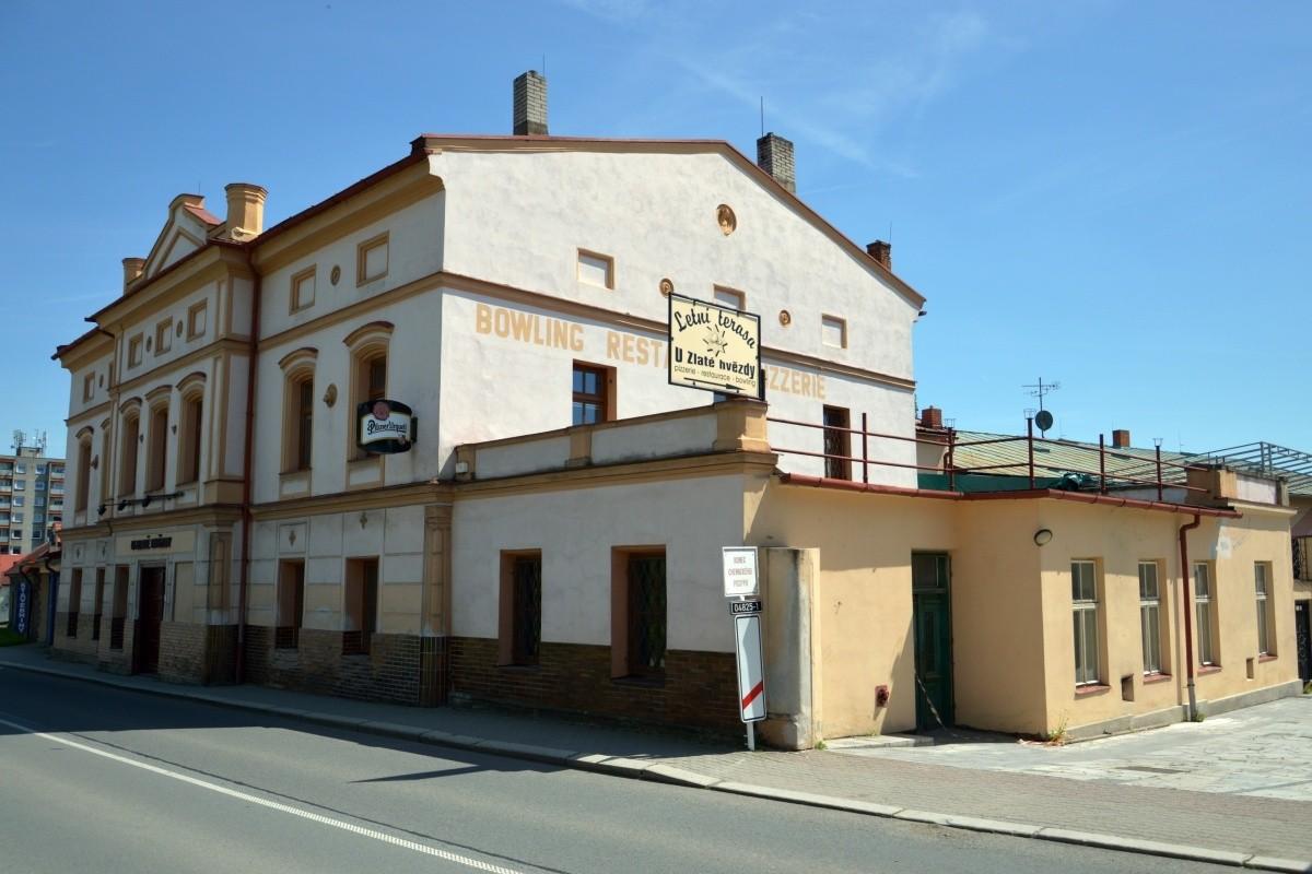 Restauracja U Zlaté Hvězdy