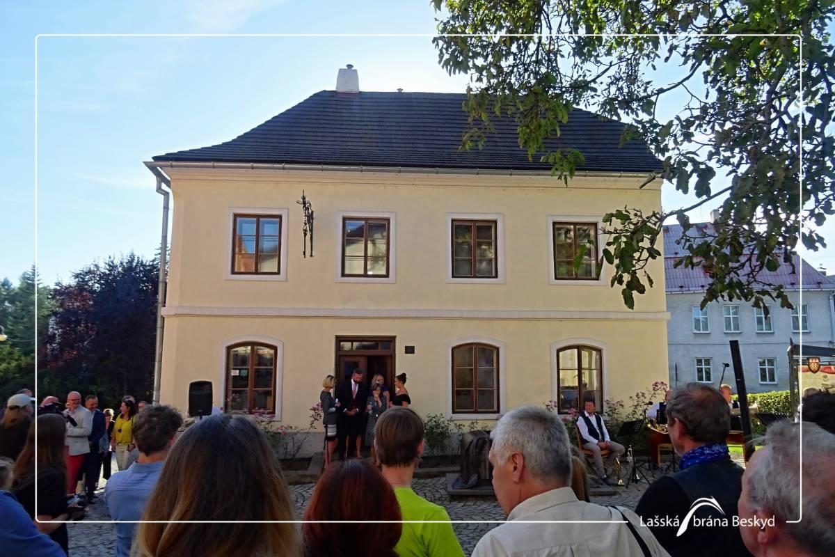 Geburtshaus von Sigmund Freud