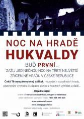 Noc na hradě Hukvaldy