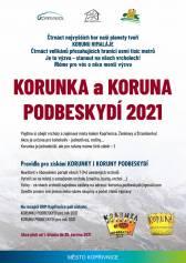 KORUNKA a KORUNA PODBESKYDÍ 2021