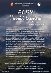 ALPY - horská krajina
