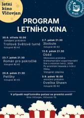 Letní kino Vlčovice