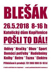 Blešák - POŠLI TO DÁL!