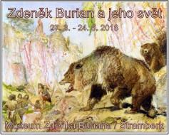 Zdeněk Burian a jeho svět