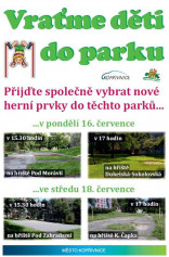 Vraťme děti do parku