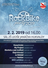 Rock Bike party