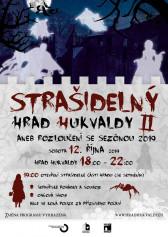 Strašidelný hrad Hukvaldy II. aneb rozloučení se sezónou 2019